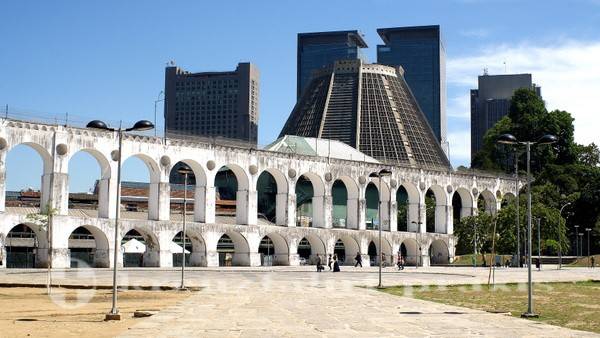 Rio de Janeiro - Arcos da Lapa
