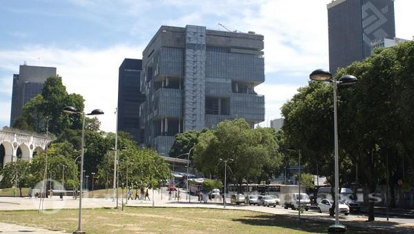 Rio de Janeiro - Das Petrobras-Gebäude