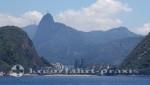Rio de Janeiro - Vermelha Strand, Cristo Redentor und Zuckerhut Seilbahn