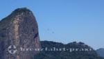 Rio de Janeiro - Zuckerhut mit Seilbahn und dem Morro da Urca