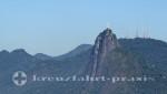 Rio de Janeiro - Corcovado mit Cristo Redentor