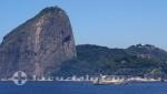 Rio de Janeiro - Zuckerhut und Mittelstation Morro da Urca
