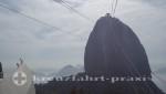 Rio de Janeiro - Streckenteil Morro da Urca - Zuckerhut