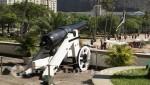 Rio de Janeiro - Gruß des Militärs