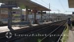 Take the train from Civitavecchia to Rome