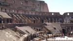 Nordfassade des Kolosseums