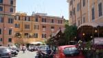 Roms Statteil Trastevere