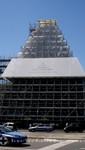 Pyramide des Caius Cestius - Verhüllt