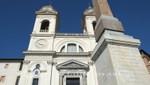 Kirche Trinità dei Monti