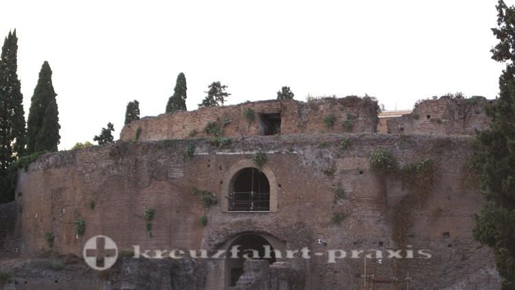 Das Augustus Mmausoleum