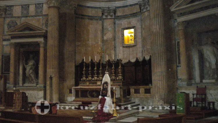 Innenraum des Pantheon