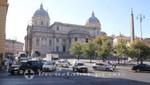Basilika Santa Maria Maggiore - Rückseite