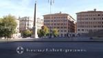 Piazza Esquilino mit dem Obelisken