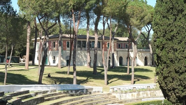 Villa Borghese - Casina di Raffaello