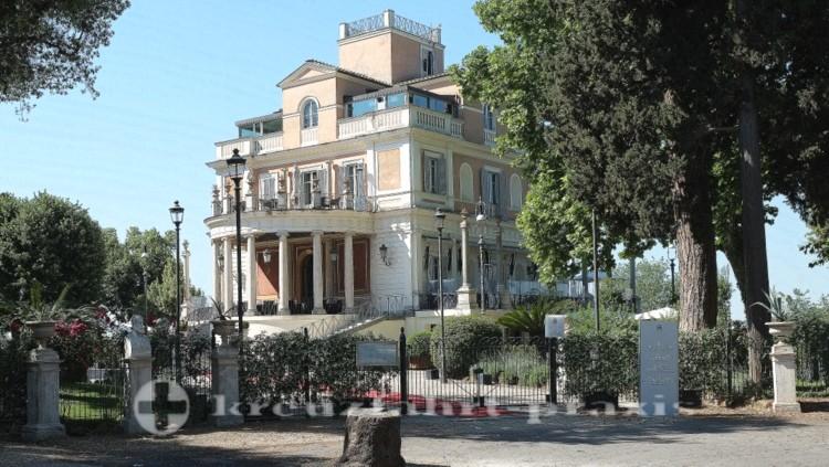 Villa Borghese - Casina Valadier