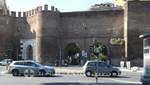 Porta Pinciana - Nordseite