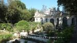 Villa Borghese - Voliere in den Geheimen Gärten