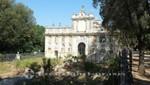 La Meridiana in den Geheimen Gärten