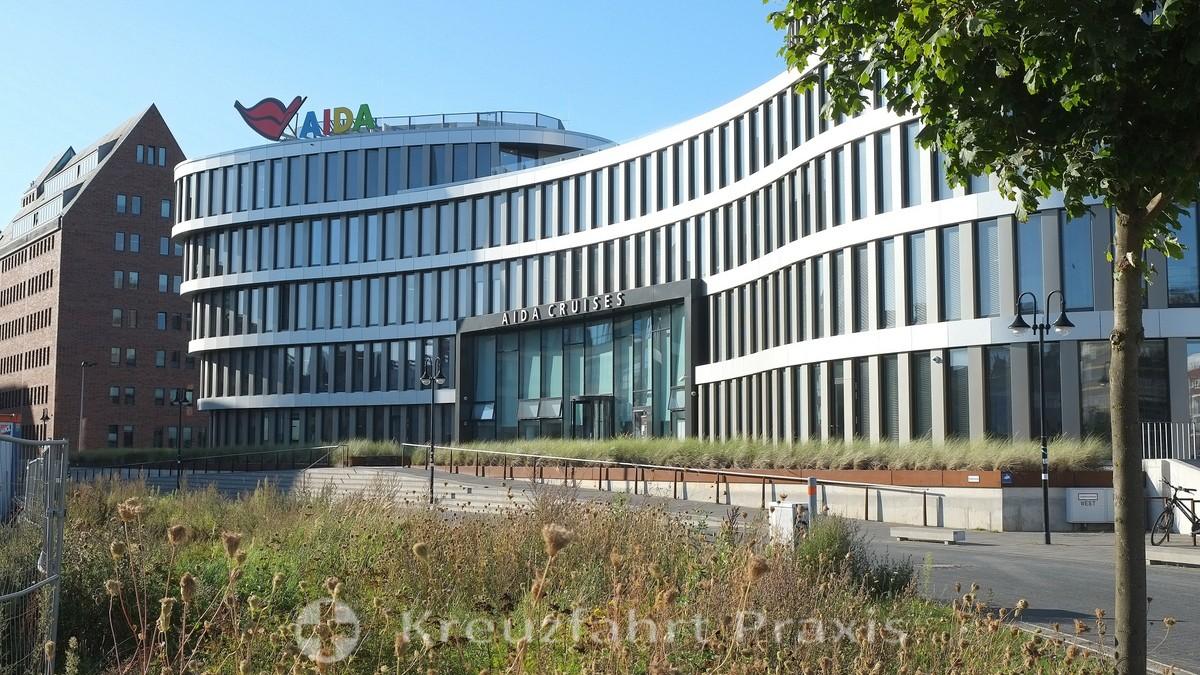 AIDA Cruises headquarters