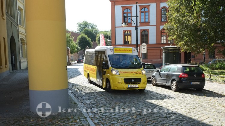 Panorama-Stadtrundfahrtbus