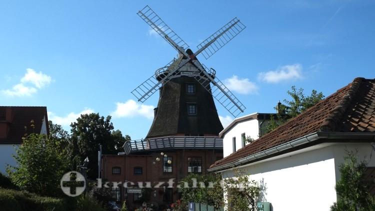 Warnemündes Holländermühle