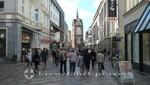 Kröpeliner Straße mit dem Kröpeliner Tor