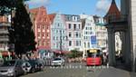 Fassaden der Kröpeliner Straße