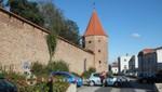 Stadtmauer am Steintor