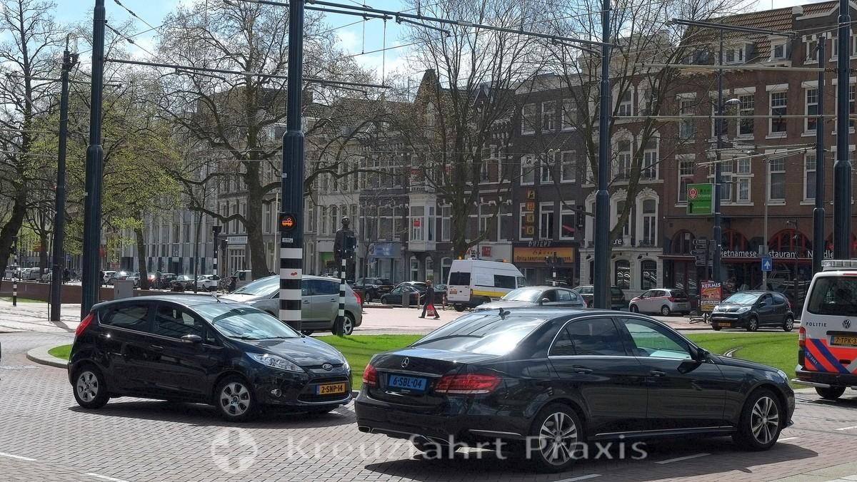 The Kruisplein in Rotterdam