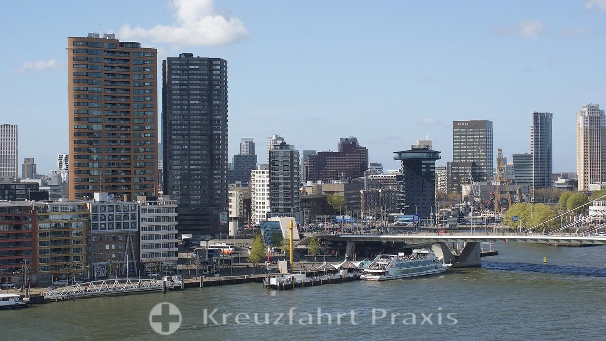 View of the Nieuwe Maas