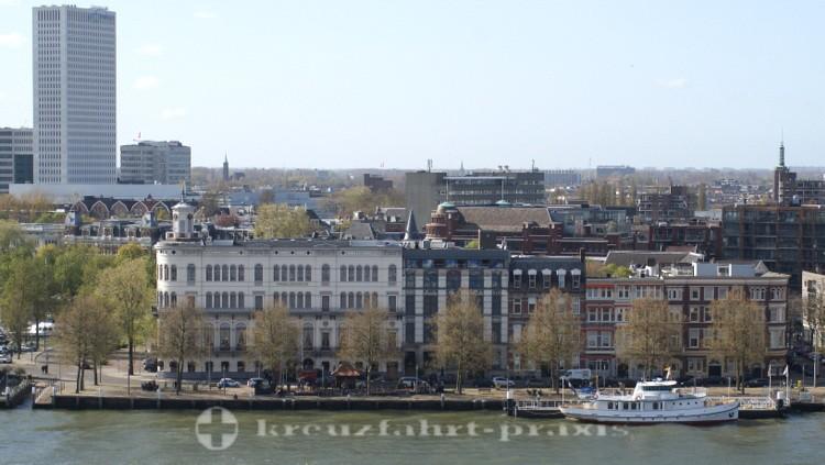 Wereldmuseum - das weiße Gebäude