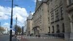 Seitenansicht des Stadhuis