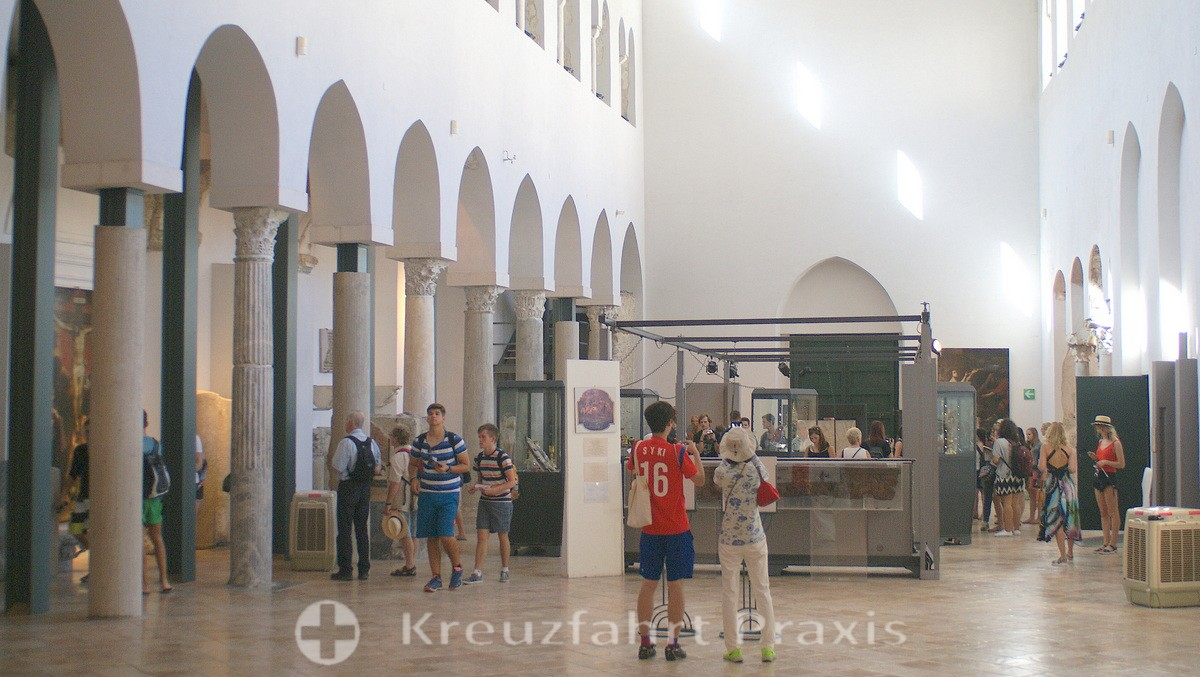 Amalfi - Cathedral Museum