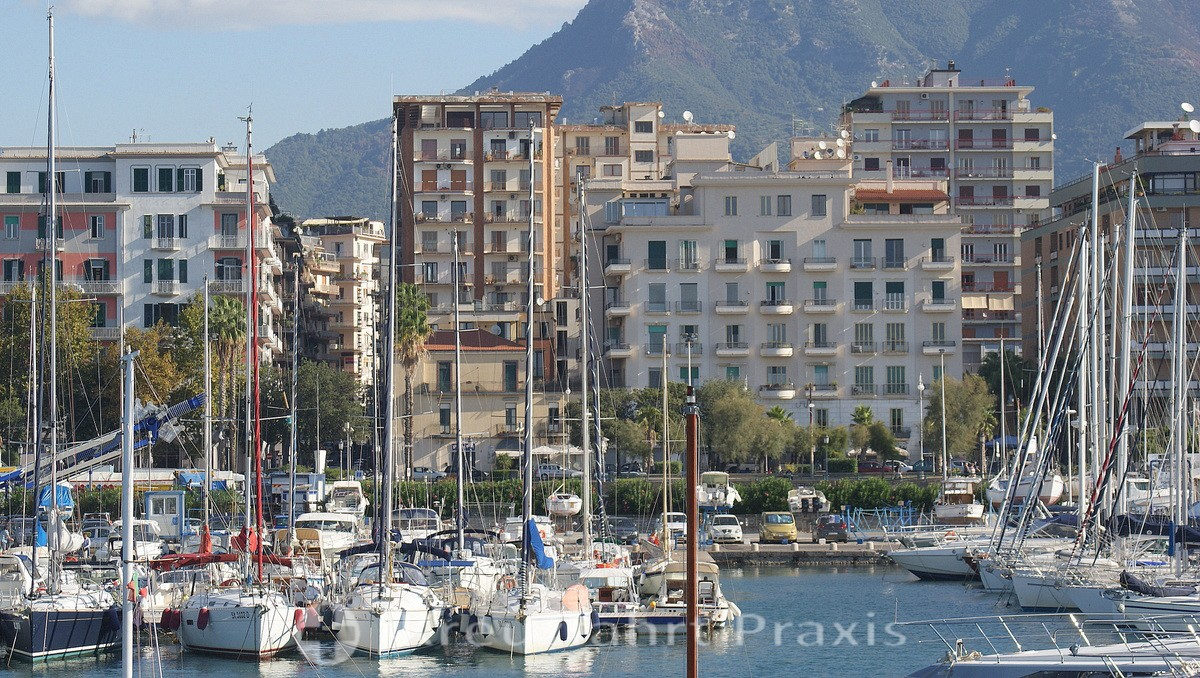 Salerno - marina
