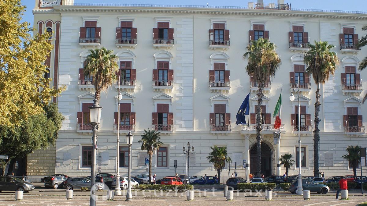 Palazzo Provincia di Salerno