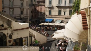 Amalfi - Piazza Duomo