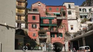 Amalfi - Via Lorenzo D'Amalfi