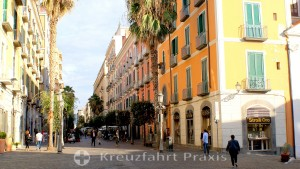 Salerno - Corso Vittorio Emanuele II