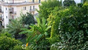 Salerno - Giardino della Minerva
