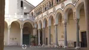 Salerno - Cathedral of the Evangelist Matthew - Atrium