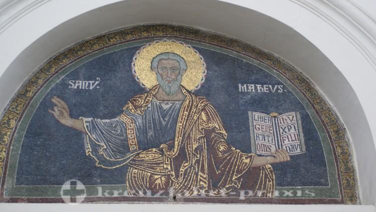 Dom zu Salerno - Der Heilige Matthäus