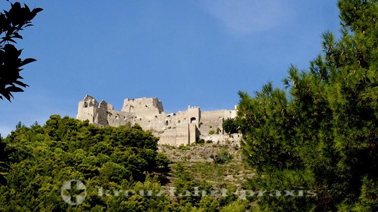 Salerno - Castello di Arechi