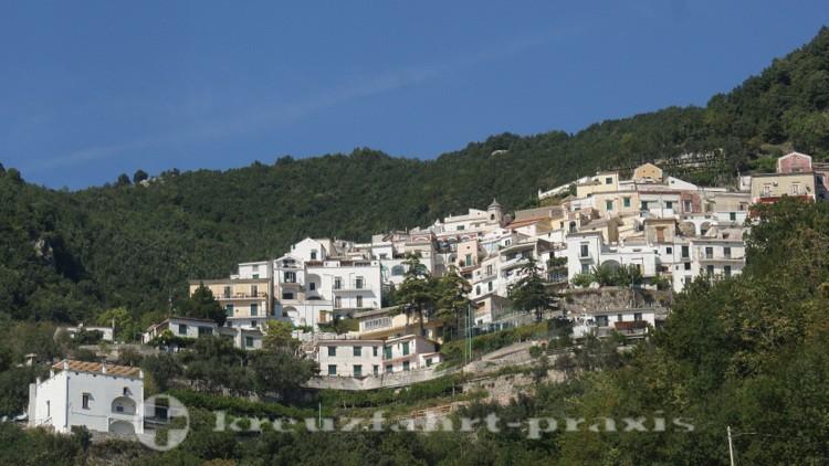 Salerno - Ortschaft an der Amilfitana