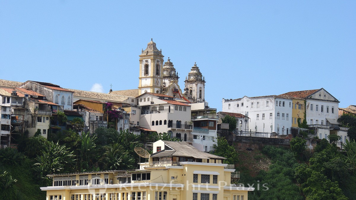 Salvador da Bahia - Upper Town