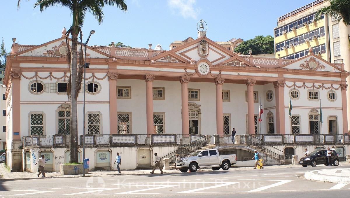 Salvador da Bahia - Lower City - Bahia Trade Association