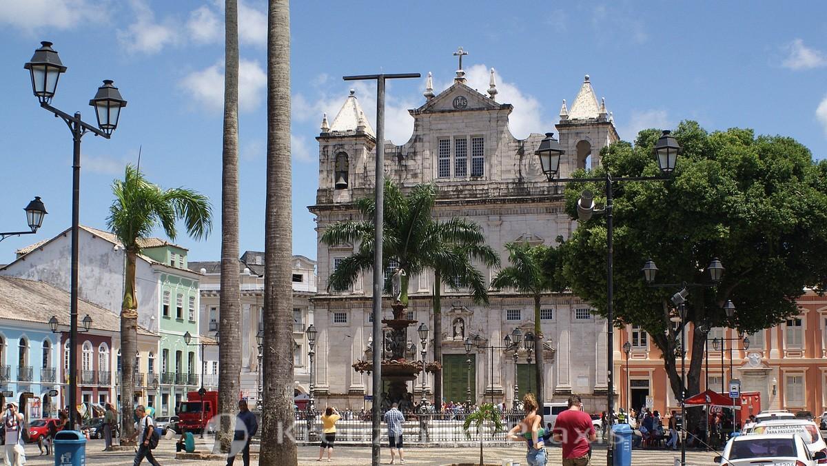 Salvador da Bahia - Cathedral