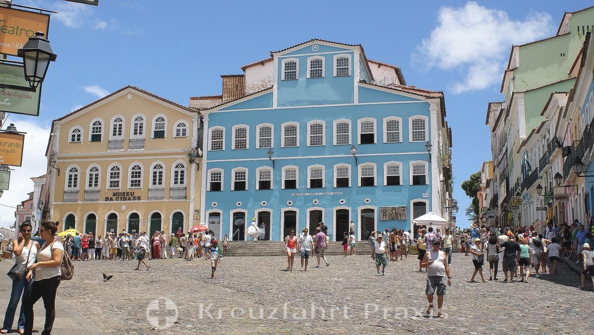 Salvador da Bahia - Pelhourinho
