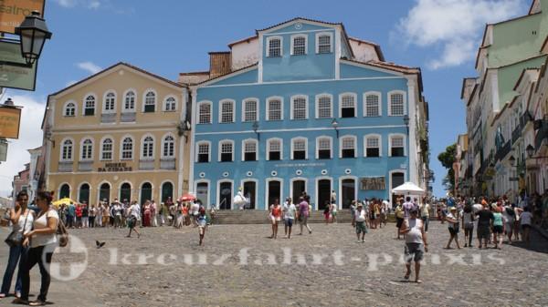 Salvador da Bahia - Pelouriniho