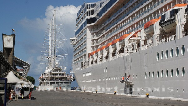 Salvador da Bahia - Cruise Terminal