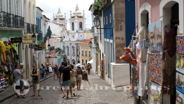 Salvador da Bahia - Pelourinho - Umgebung